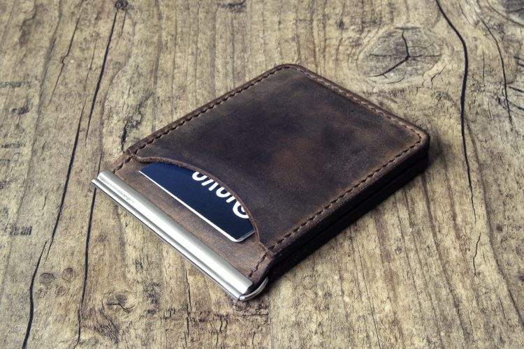 money clip handgefertigt