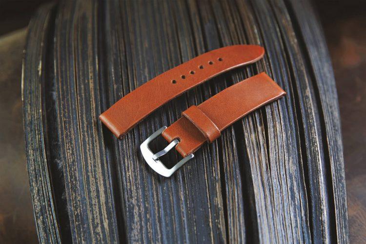 leder uhrenarmband handmade